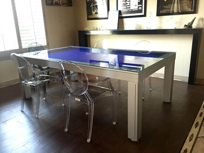 Conversion Dining Room Pool Tables