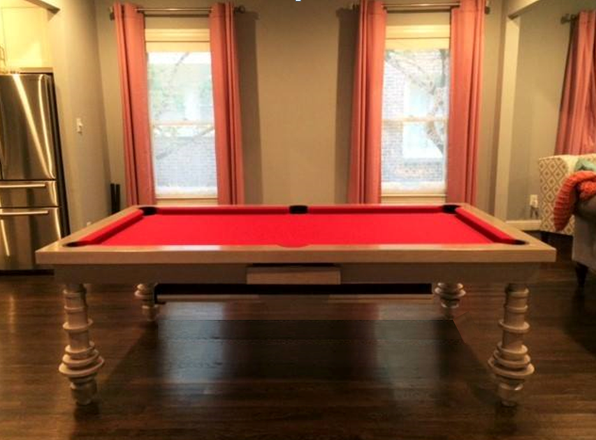 Dining Room Pool Table ~ Princess